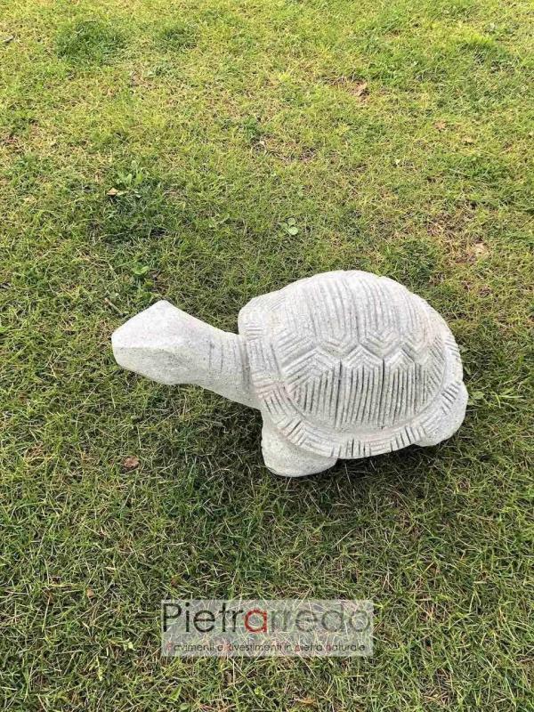 offerta tartaruga in granito fatta a mano scolpita fresata pietrarredo milano costo prezzo