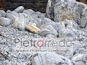 granulato per arredo giardino sassolini grigio bianco ghiaccio ice blue stone garden prezzo pietrarredo