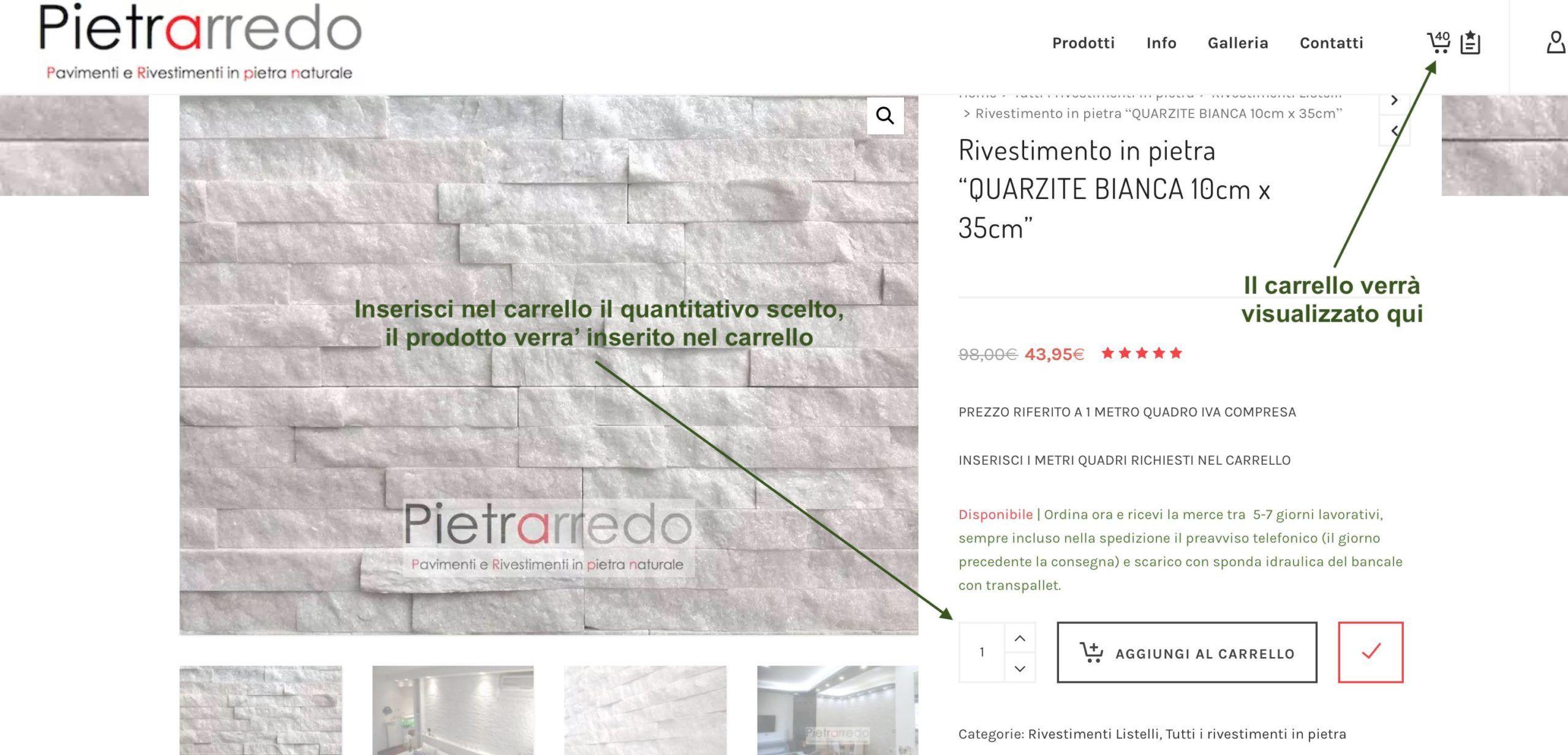 come acquistare da pietrarredo ilano pietra pavimenti rivestimenti prezzo