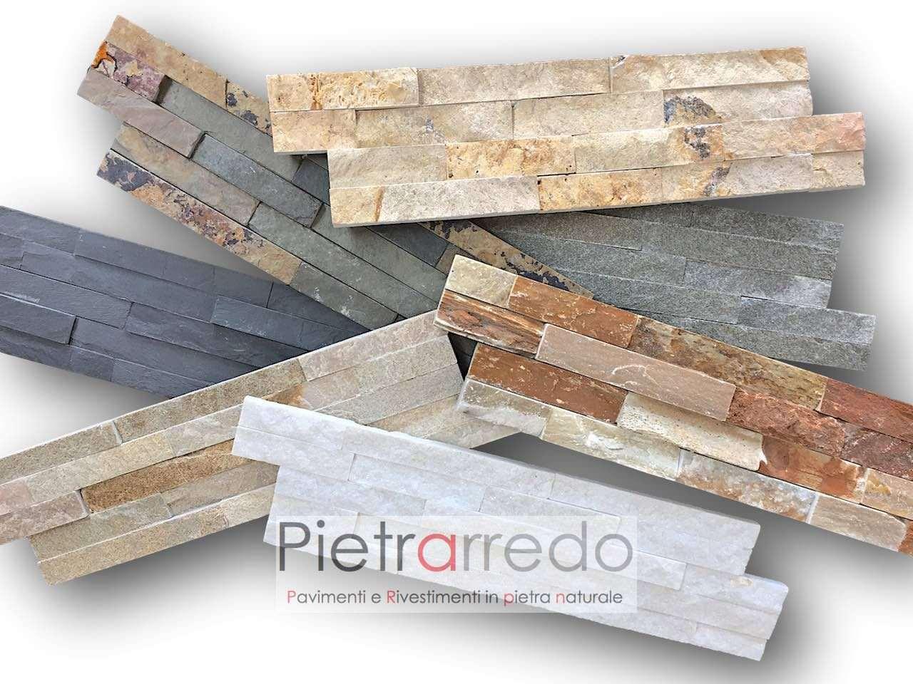 rivestimento-pietra-naturale-scaglia-quarzite-listelli-spaccatello-prezzo-costo-pietrarredo-stone-cladding-price-offerte