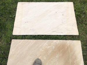 lastre in pietra arenaria mint offerta zandobbio stone sand yellow pietrarredo milano price