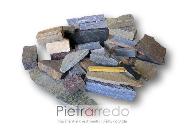 offerta pietrarredo milano costi blocchi di pietra grezza masselli binderi lastrame pietrarredo milano costo