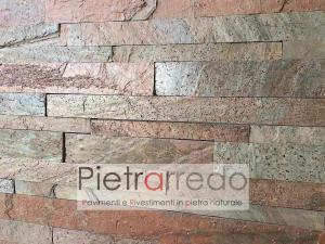 placche-decorative-in-pietra-vera-copper-stone-cladding-strips-copper-metallizzato-prezzo-metro-quadro-offerta-pietrarredo-milano
