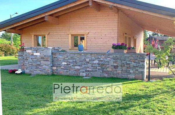 prezzo pietra per rivestimento a secco senza fughe colore misto pietrarredo muri e facciate prezzo