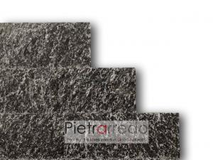 prezzo serizzo a spacco spaccatello 15cm 31cm rettangolare per muri e facciate pietrarredo milano antigorio