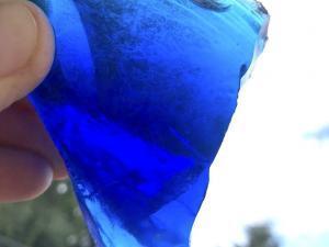 vetro decorativo blu oltremare pietrarredo milano prezzo gabbie e arredo giardino costo