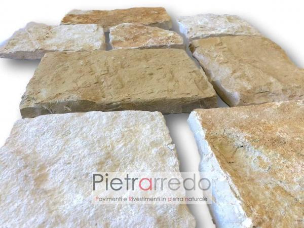 costi rivestiento muro e facciata in placche decorative pietra scorza antiqua pietrarredo milano