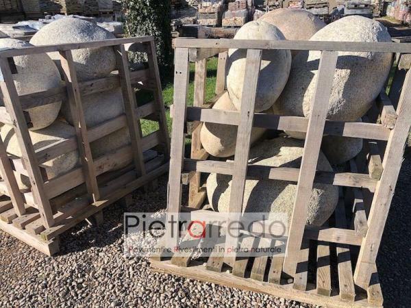 offerta ciottoli decorativi da giardino fiume alluvionale pietrarredo