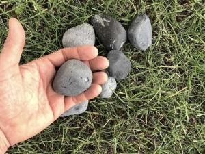offerta e prezzi ciottolo nero ebano stone garden roccioso offerte zandobbio pietrarredo