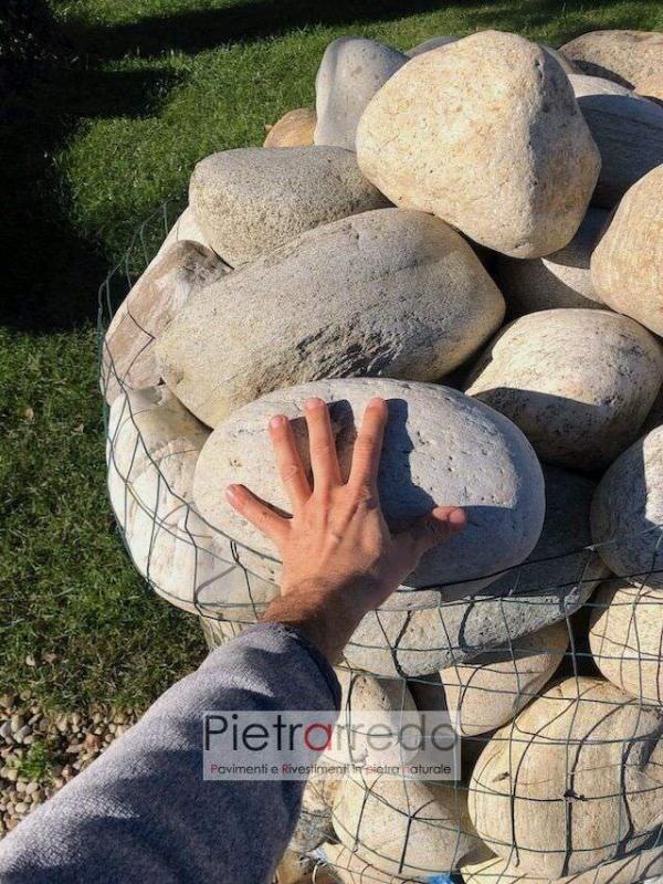 offerta e prezzo arredo giardino giapponese zen pietra ciottolo parabiago pietrarredo