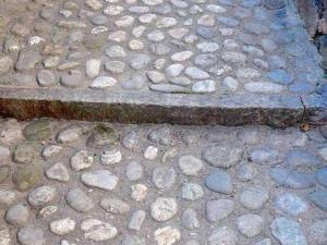 pavimento con ciottoli di fiume 6-8 cm prezzo offerta pietrarredo