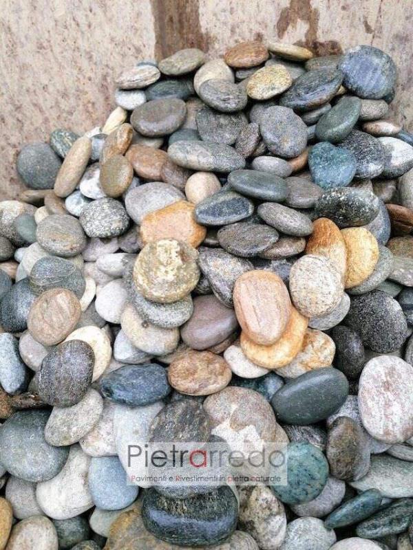 sassi ticino prezzi piattine offerte ciottolo 60mm 80 pietrarredo stone garden giapponese