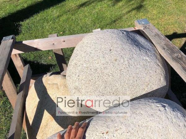 sasso di fiume ticino alluvionale gigante offerta pietrarredo milano prezzo