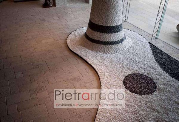bordi e bordure per aiuole in PVC ston garden arredo giardino divisori sassolini prato prezzo pietrarredo