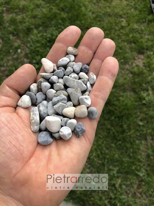 ghiaietto misto brembo ticino 5mm 12mm pietrarredo sacchi giardini stone garden misto prezzo
