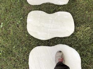 passi giapponesi arenaria gialla mint indiana pietrarredo