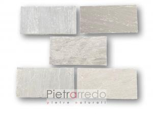 lastra e piastrella in pietra grigia antiscivolo arenaria indiana prezzo pietrarredo milano