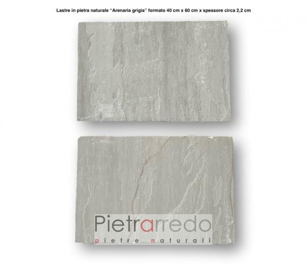 pavimento antiscivolo in pietra arenaria grigia kandla grey offert onsale indiamn pietrarredo