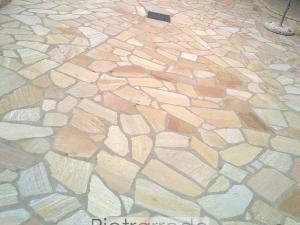pavimento in quarzite brasiliana gialla da esterno antiscivolo piscine marciapiede prezzi offerte pietrarredo milano mq euro