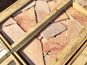 pavimento mattonelle quarzite brasiliana rosa pietrarredo prezzo costi al mq 15 25mm estrno piscina
