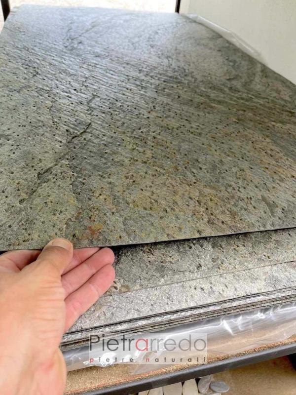 prezzo pietra sottile in fogli flessibili pietrarredo milano costo